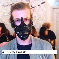 "Alexander Atkins, blogger at <a href=""http://www.mressentialist.com/"">Mr Essentialist</a>"