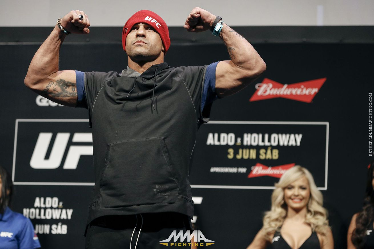 UFC 212 results: Vitor Belfort edges Nate Marquardt, vows to fight on