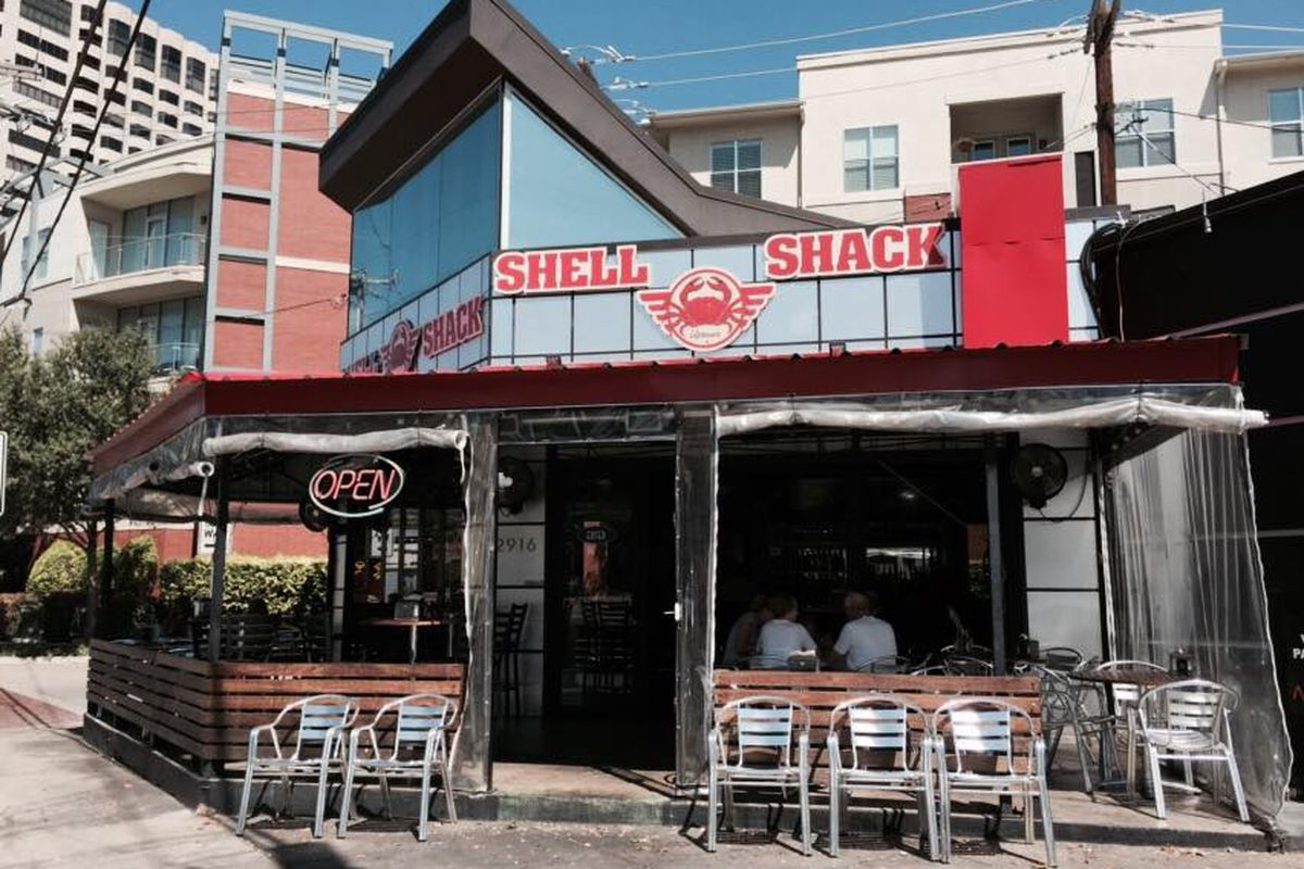 Shell Shack is preparing to invade Plano.