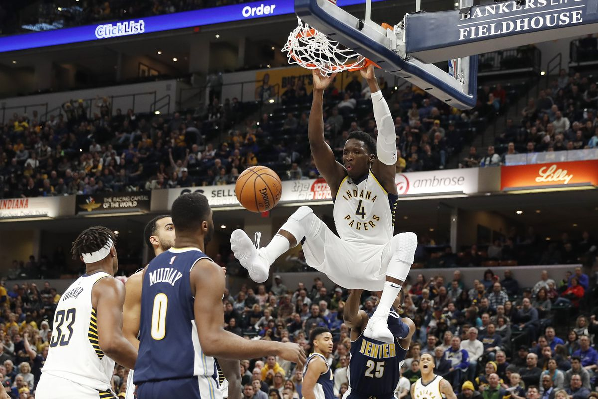 hot sale online aab97 21acf Victor Oladipo's emergence reveals lessons about NBA success ...