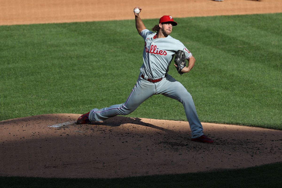 MLB: Game One-Philadelphia Phillies at Washington Nationals