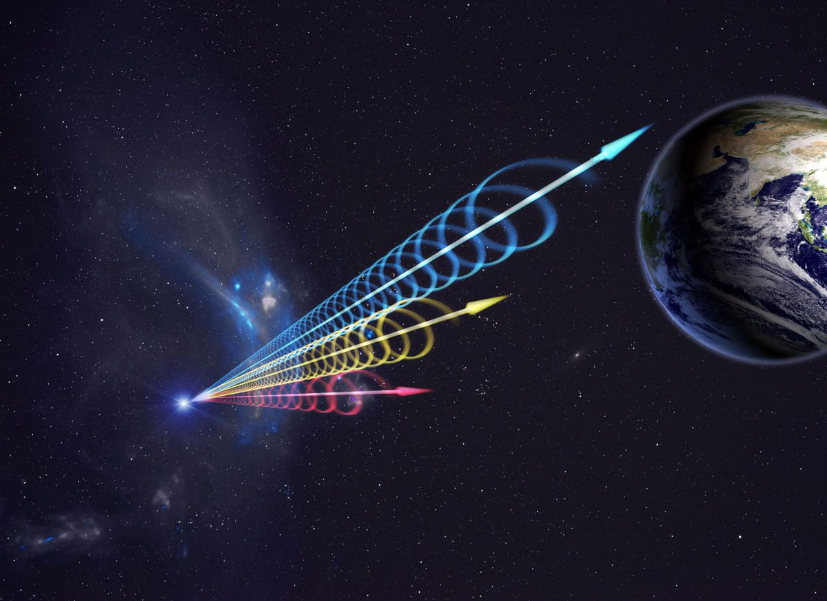 Who Or What Is Sending Powerful Radio Waves From Space?