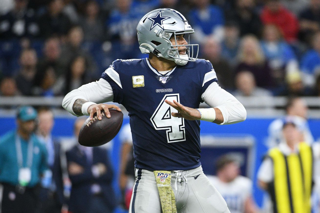 NFL: Dallas Cowboys at Detroit Lions