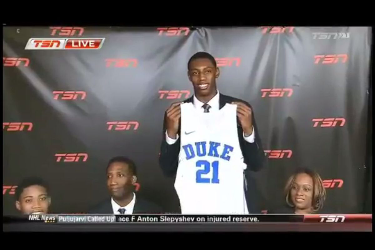 RJ Barrett, Top Recruit, Verbally Commits to Duke
