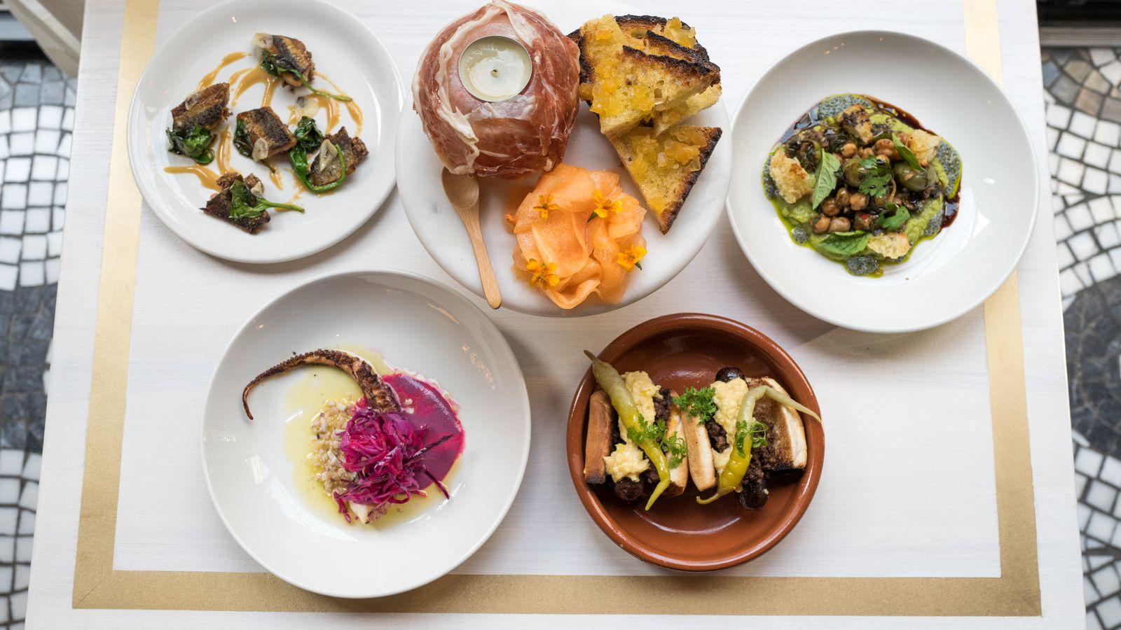 Mario Batali New Restaurant La Sirena