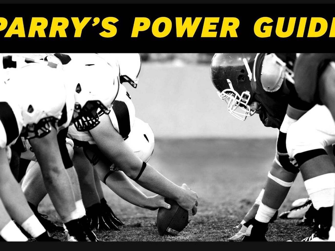 2020 Parry's Power Guide: Predicting the seventh week of high school football games