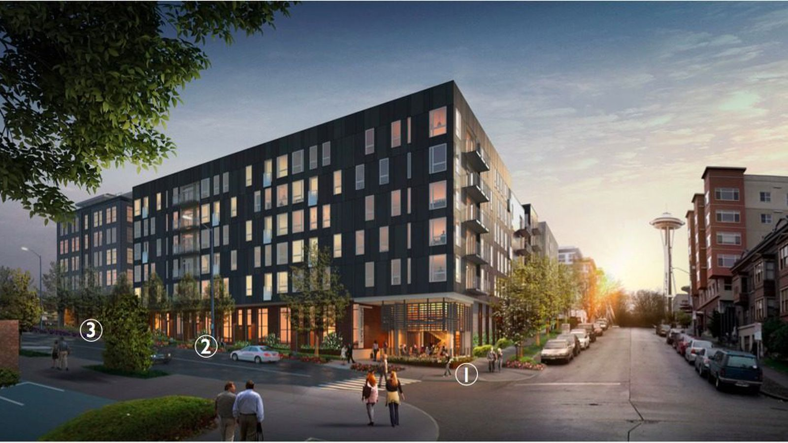 Elan Uptown Flats Coming Soon To Queen Anne Curbed Seattle