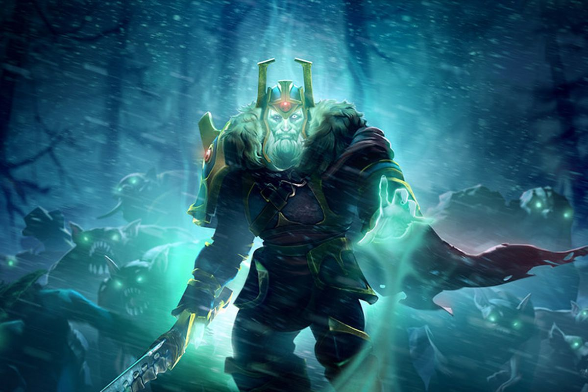 Dota  Wraith Night Event Valve