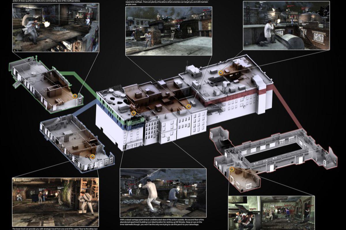 Gallery Photo: 'Max Payne 3' 'Hoboken Rooftops' DLC