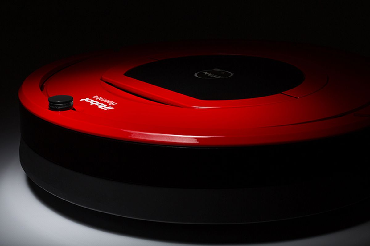 Make Your Roomba Suck Less With A Colorware Paint Job