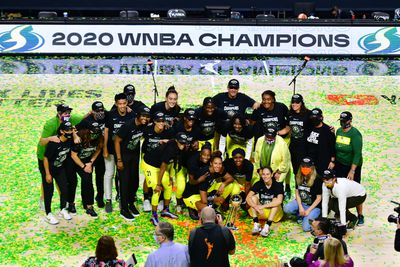 WNBA Finals - Game Three