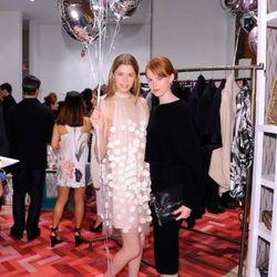 Models in Stella walked the floor