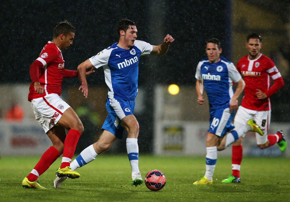 Chester City v Barnsley - FA Cup Second Round Replay