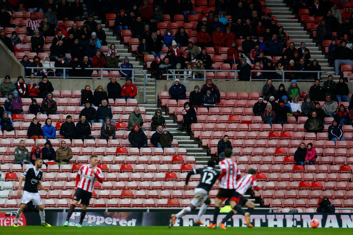 Sunderland - Southampton - FA Cup Fifth Round