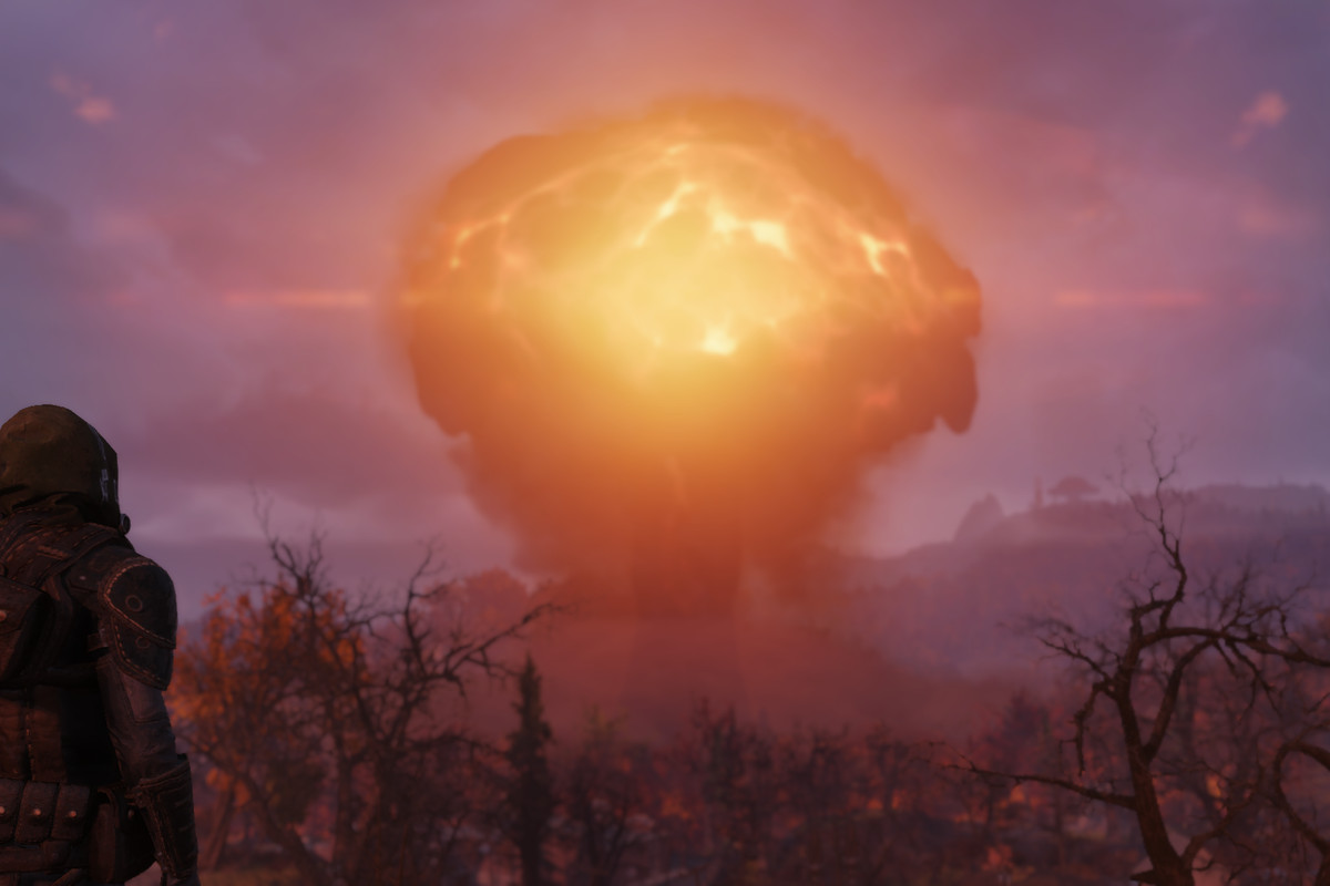 How to launch a nuke in Fallout 76's Nuclear Winter battle royale