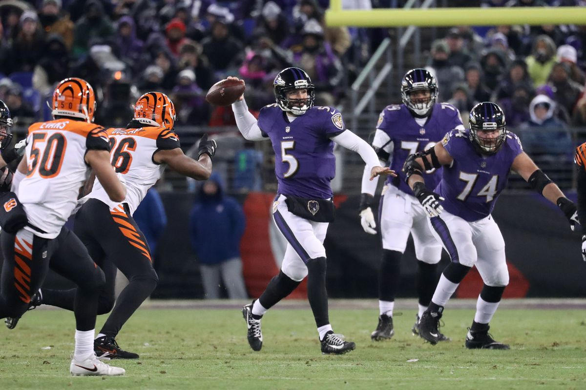 8aa66cd9 NFL Dad, Week 17: Good riddance to the Ravens, Seahawks, and 2017 ...