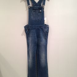 Mih jeans overalls, $169