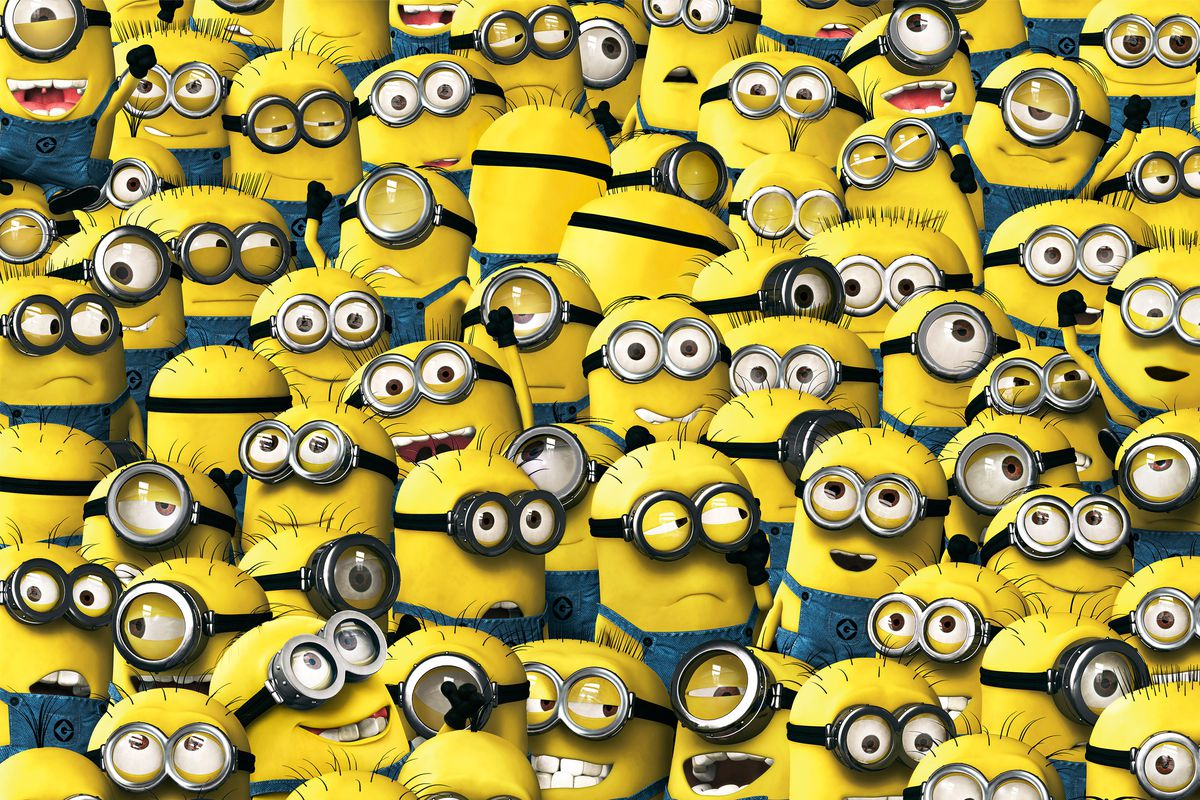 Despicable Me 3 will introduce an entirely new Minion for people