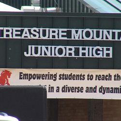 Two 13-year-old boys who attended Park City's Treasure Mountain Junior High, seen here Tuesday, Sept. 13, 2016, died unexpectedly within 48 hours of each other. The teens had no obvious signs of trauma or immediate sign of drug overdose.