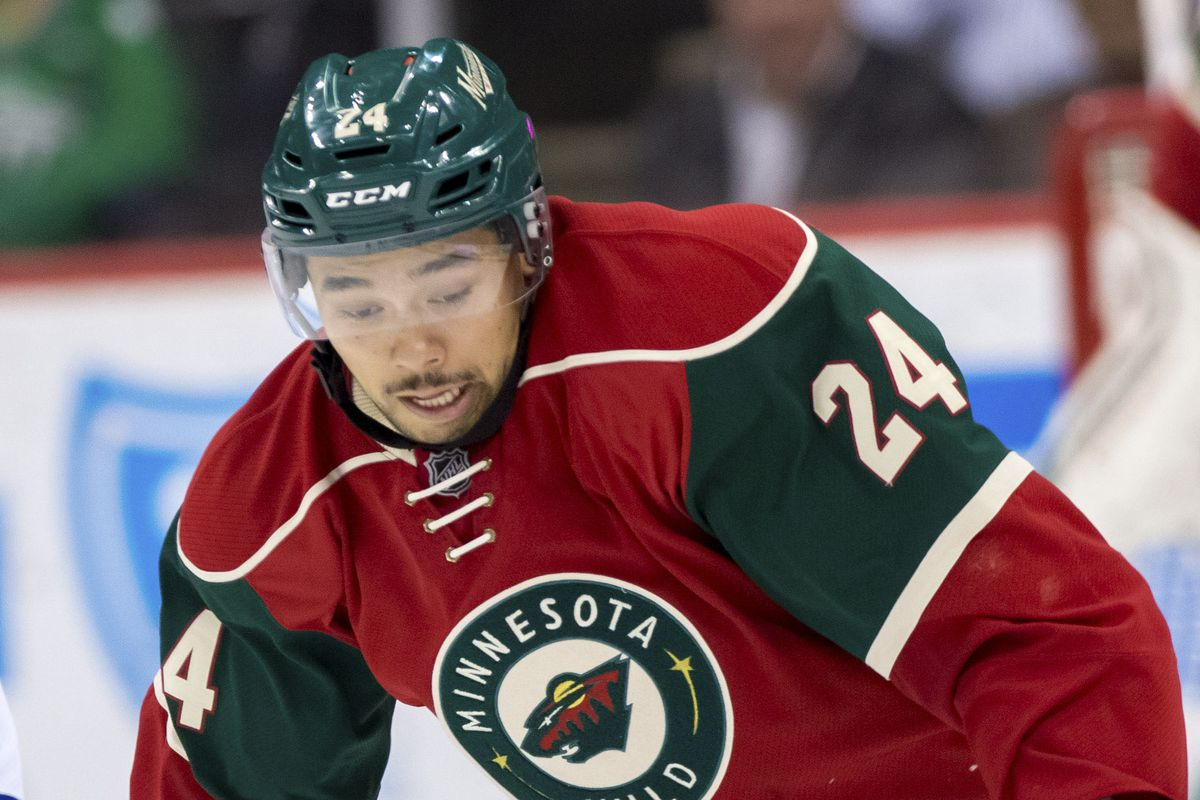 Matt Dumba was very determined not to go to Iowa this week, and who could blame him?