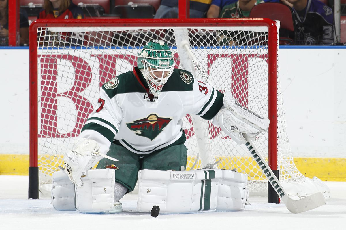 The reason Lehner is okay with Andy being the #1 right now?  He's hunting this guy instead.