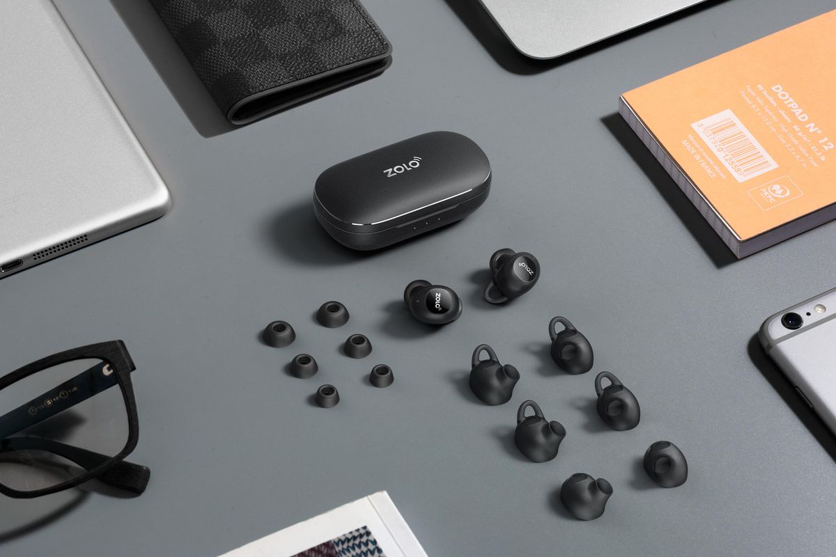 1fbdd7e4bc7 Anker's Zolo Liberty+ wireless earbuds use Bluetooth 5 and go on sale later  this month for $150