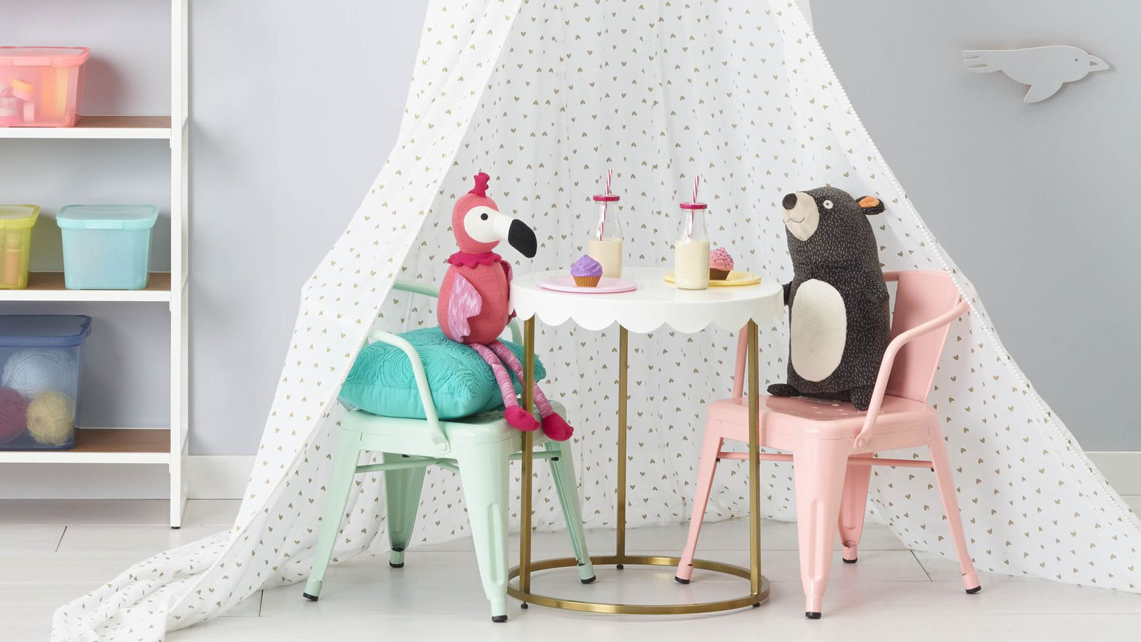 Target Launches Gender Neutral Kids Furniture Collection