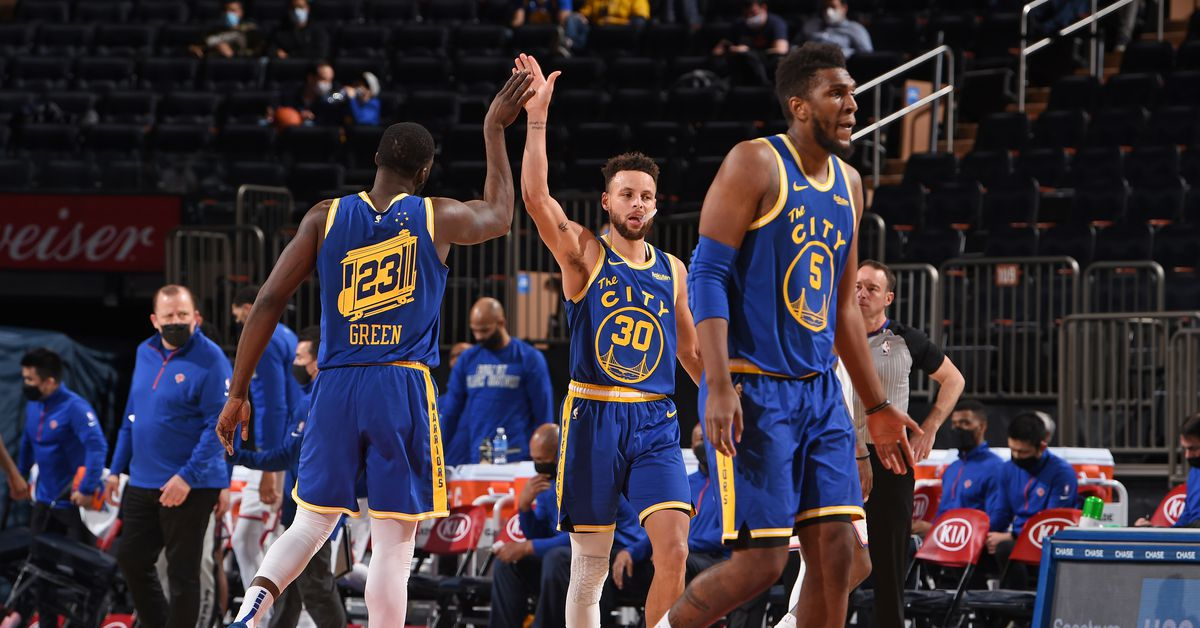 Warriors vs. Knicks final score: Curry scores 37, leads Dubs to win - Golden State of Mind