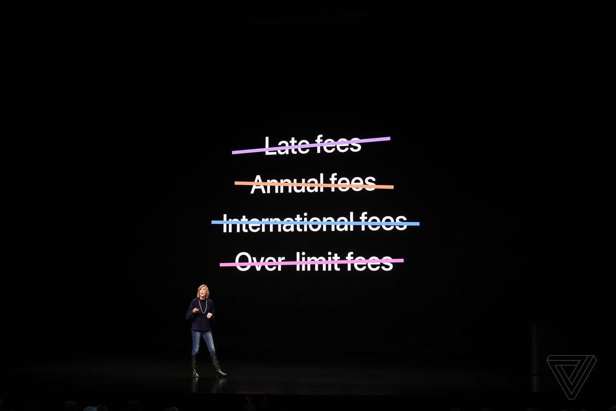 Apple announces Apple Card credit card - The Verge