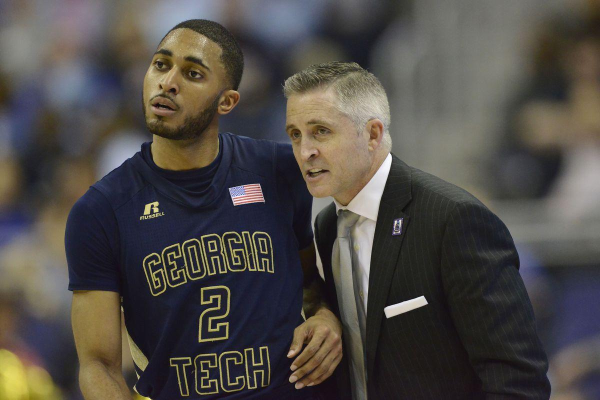 NCAA Basketball: ACC conference tournament-Georgia Tech vs Clemson