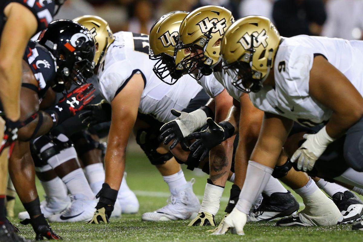NCAA Football: Central Florida at Cincinnati