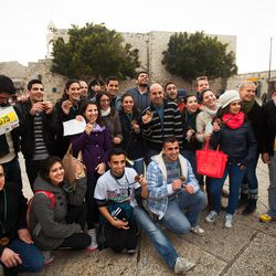 Inaugural Palestine Marathon / Stephen Greenwood