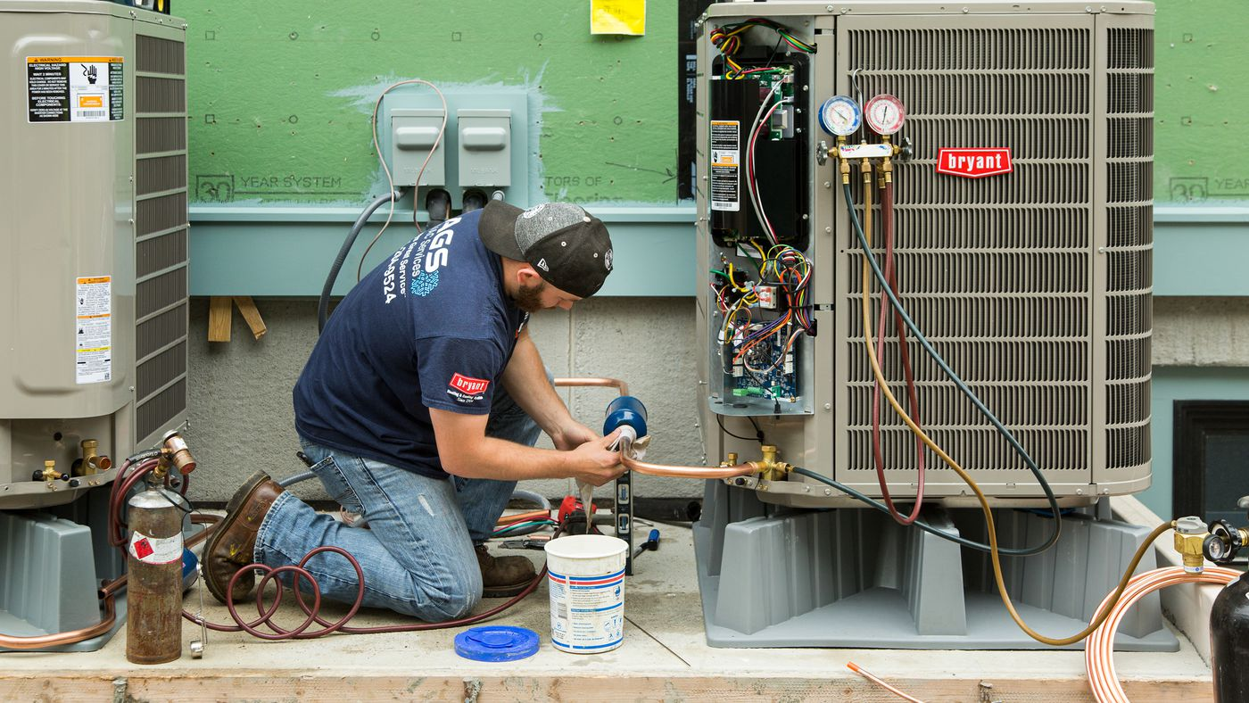 How To Install Central Air Conditioning - This Old House