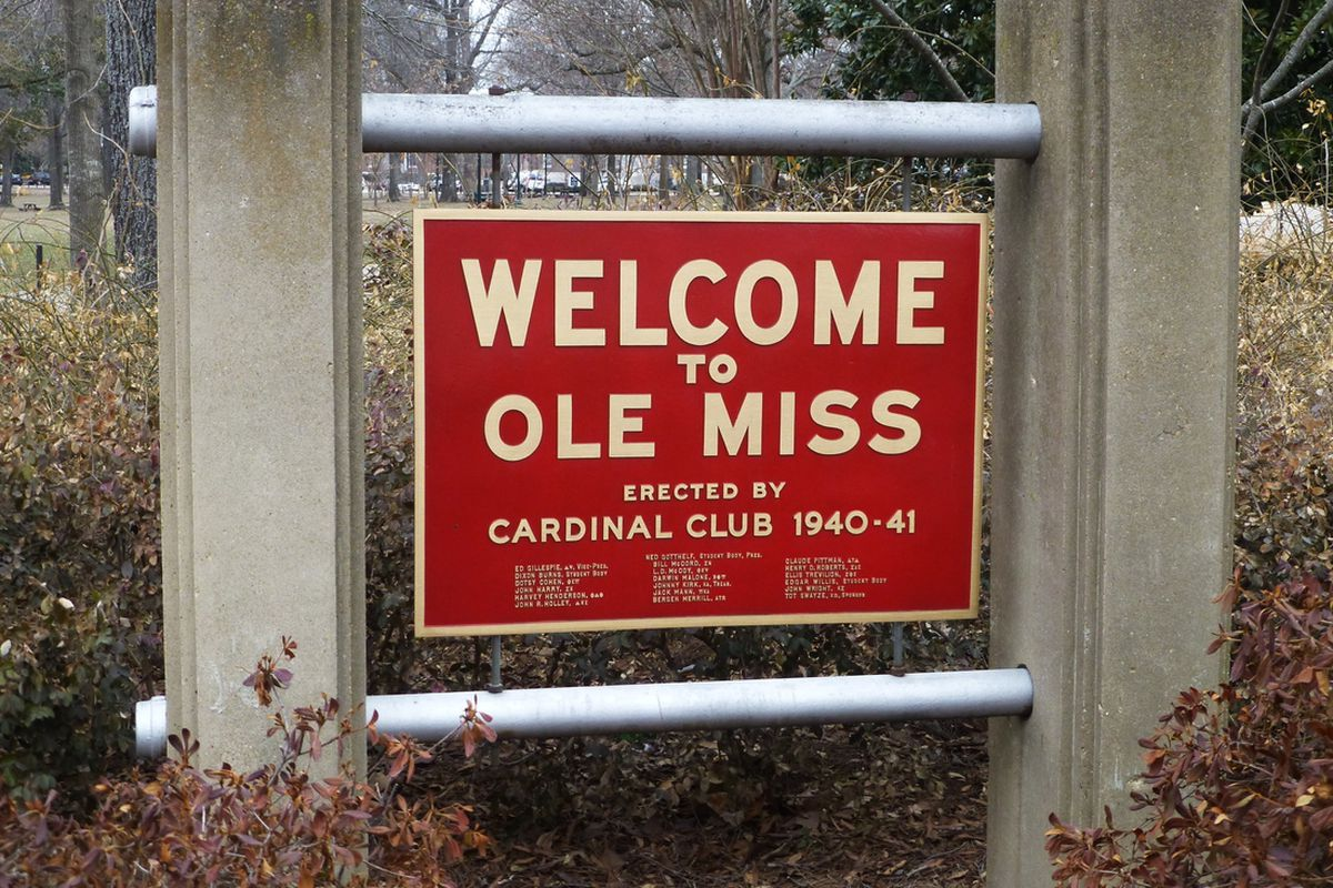 Welcome to Ole Miss
