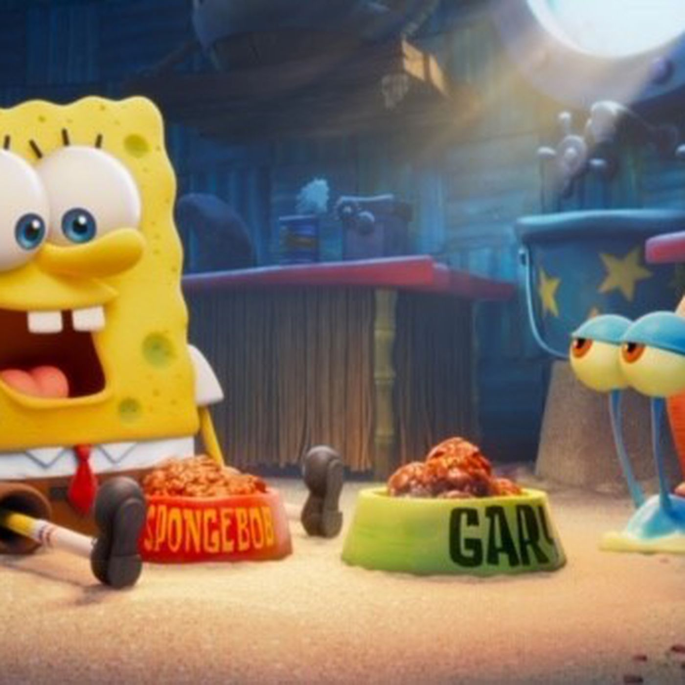 New Spongebob Squarepants Movie Ditches Theatrical Release For Streaming Premiere The Verge