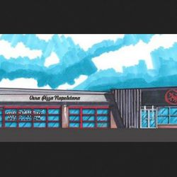 Proposed rendering of forthcoming Cane Rosso in the Heights.