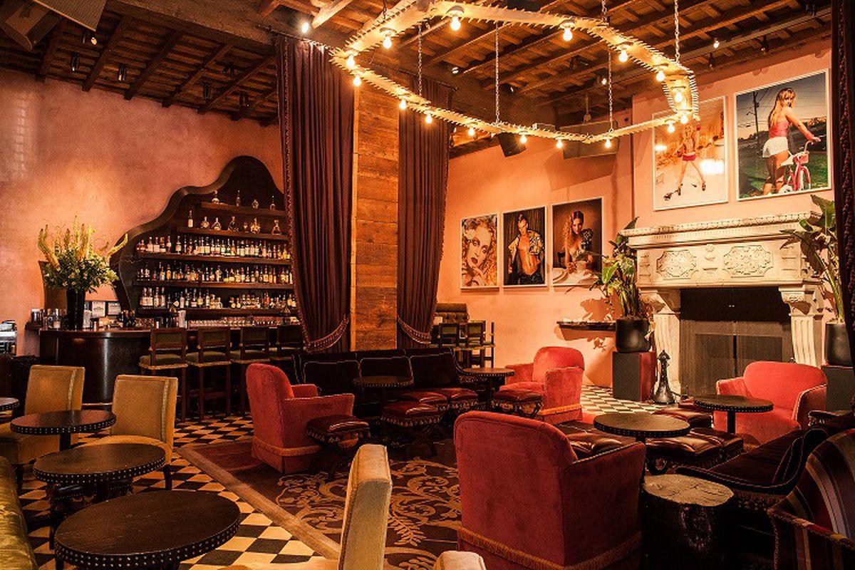 Gramercy Park Hotel Rose Bar