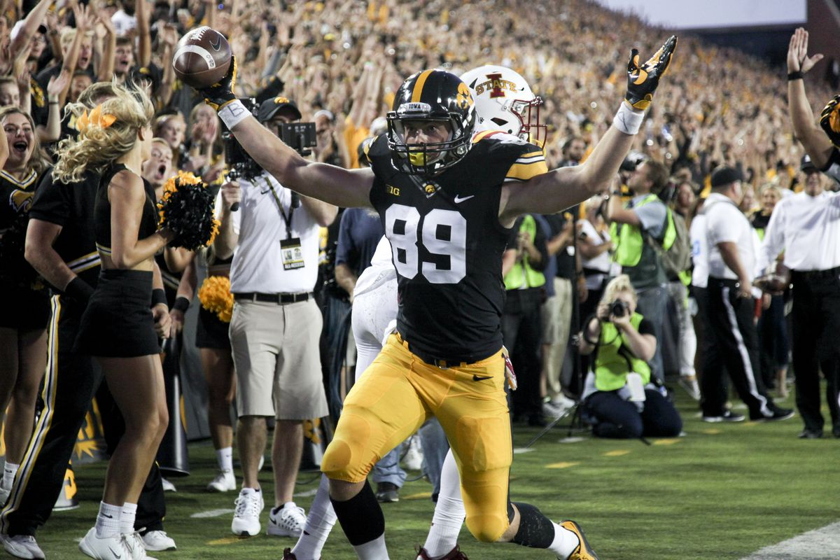 Iowa Football Recruiting Positional Overview Wide Receivers Black