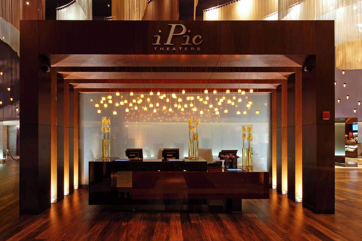 first ipic theater opens in river oaks district - eater houston
