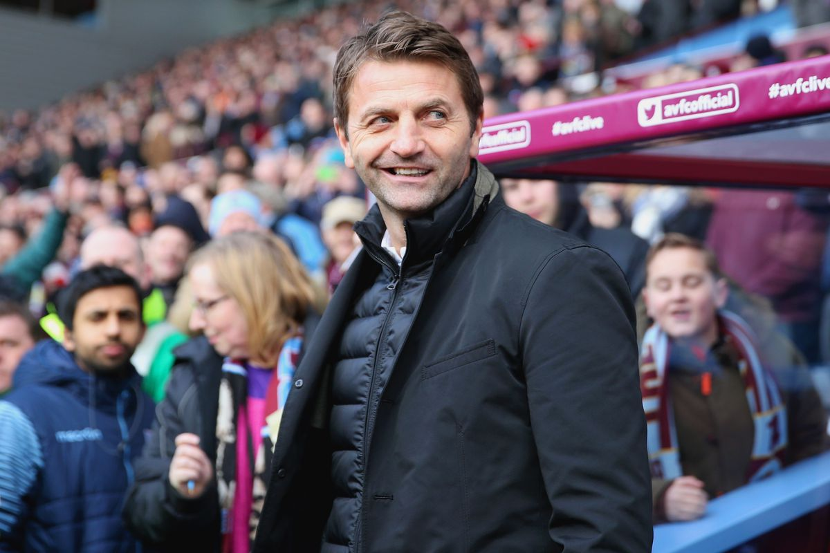 Tim Sherwood: Great at giving quotes.