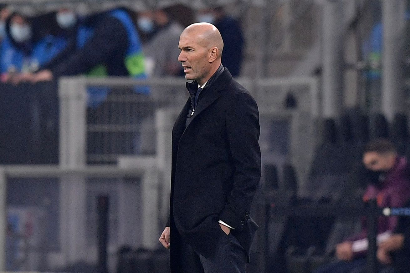Zidane: ?I suffer too when one of my players is injured?