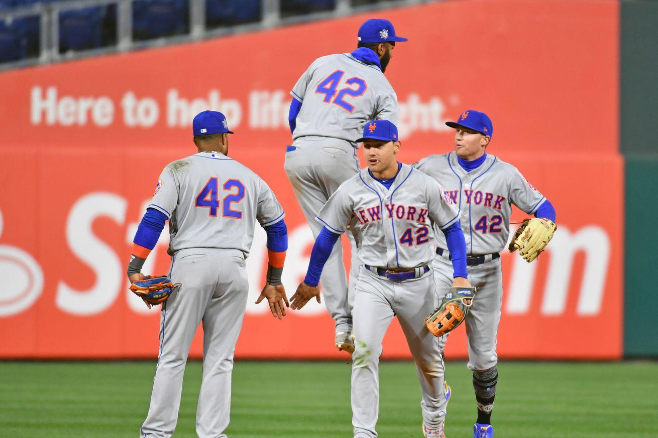 Open thread: Mets vs. Phillies, 4/16/19