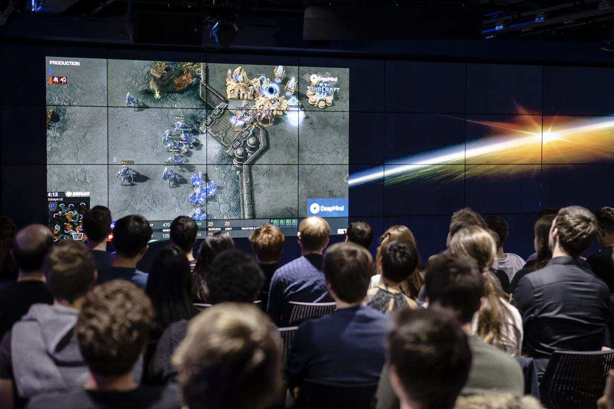 DeepMind's AI agents conquer human pros at StarCraft II