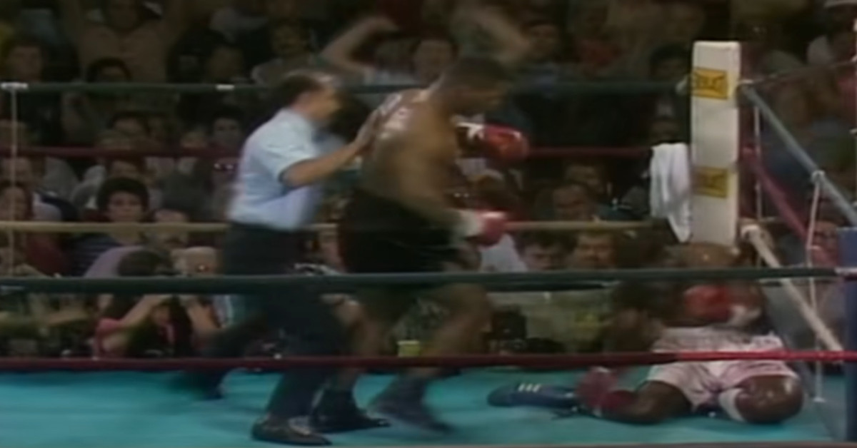 Sunday Punch: The fastest KO of Mike Tyson's career thumbnail