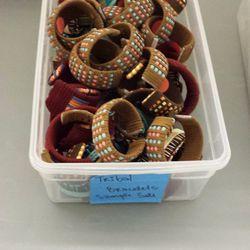 Tribal braceletes