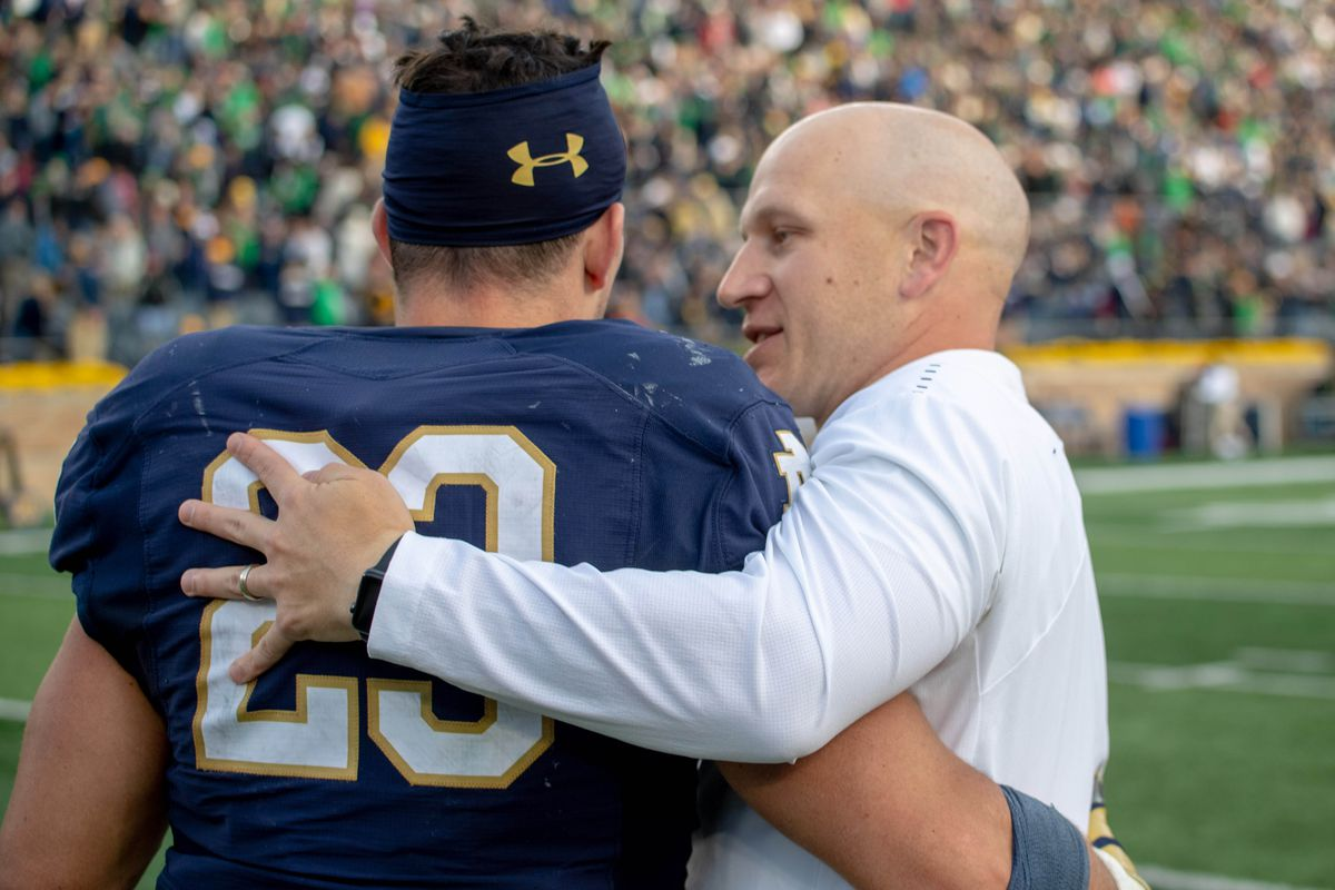 NCAA Football: Pittsburgh at Notre Dame