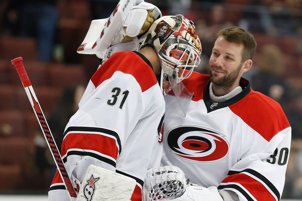 Should Cam Ward and Eddie Lack be the duo for the Hurricanes again next season?