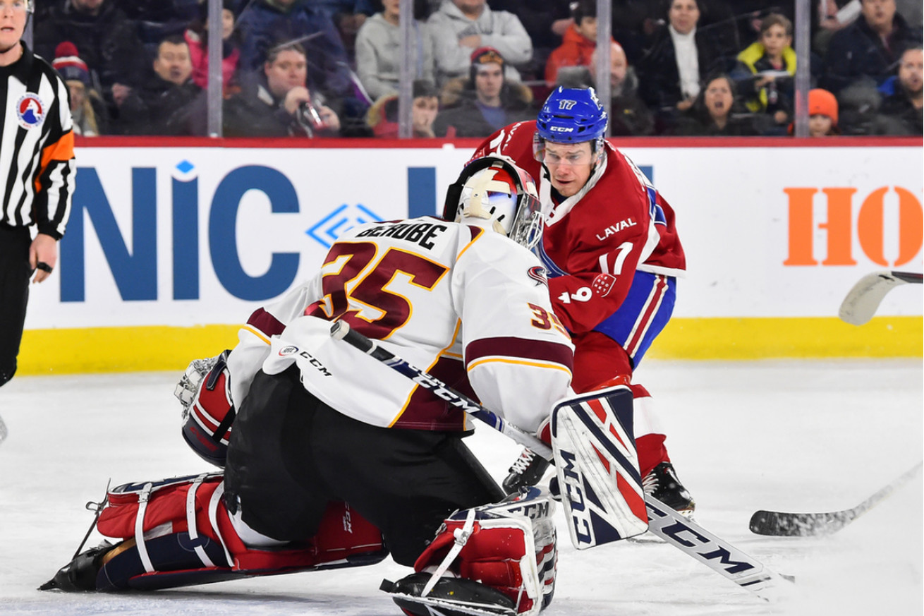 Laval Rocket season review: Hayden Verbeek has the hustle, but needs to round out his game