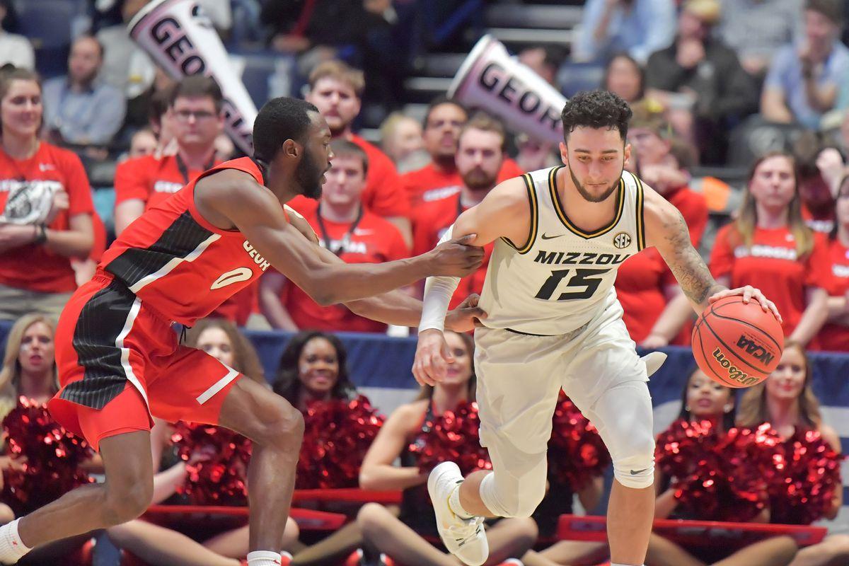 NCAA Basketball: SEC Conference Tournament-Missoiuri vs Georgia