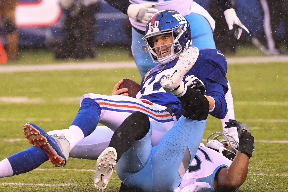 NFL: Tennessee Titans at New York Giants